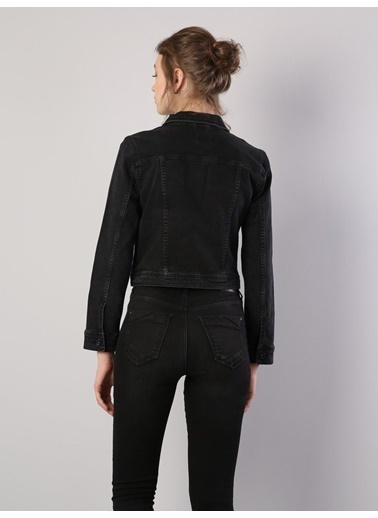 Colin's Jean Ceket Siyah